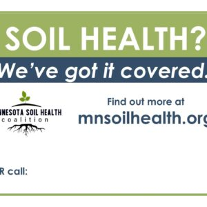 Soil Health Field Sign